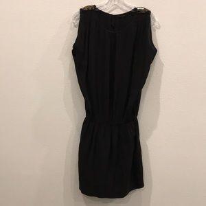Ikks black dress